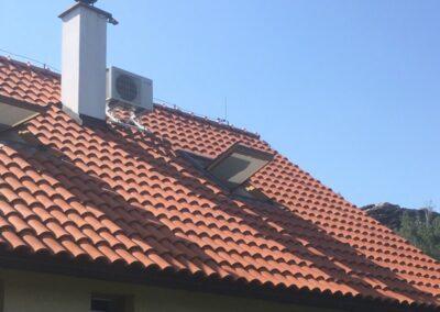 foto klimatizace venkovní jednotka